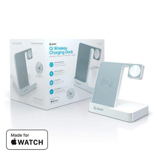 Qi Wireless Charging Dock