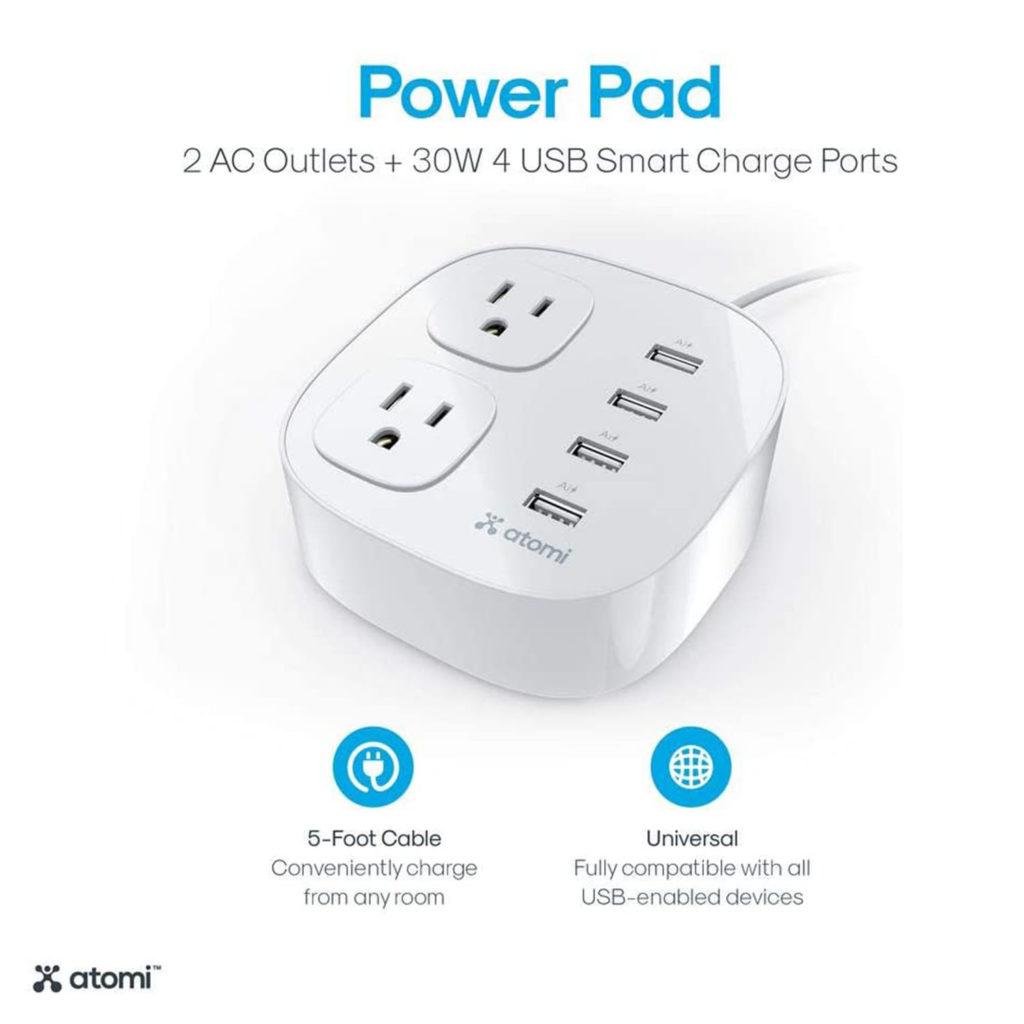 Power Pad 6
