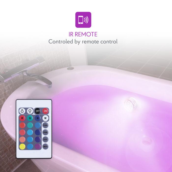 LED Bathtub Light 4