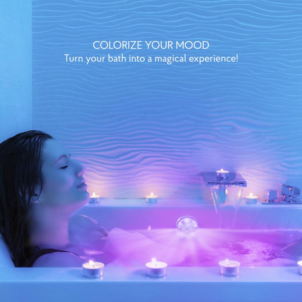 LED Bathtub Light 5