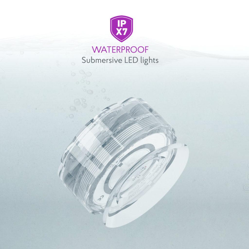 LED Bathtub Light 2